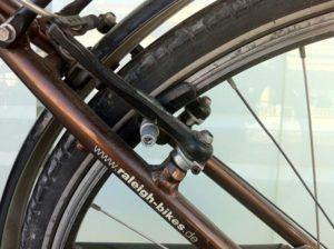 Mallorca on Bike - Tourenrad / Citybike Raleigh Detail 1