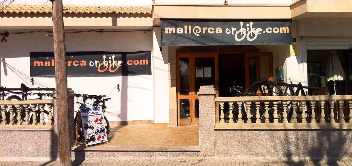 Mallorca on Bike - Fahrradvermietung in Can Picafort, Alcudia
