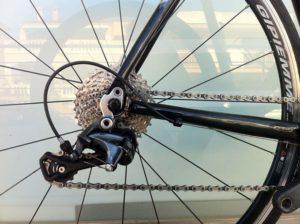 Mallorca on Bike - Alu-Rennrad Viper Speedmachine Detail 1