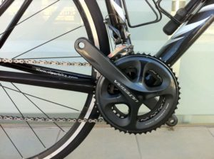 Mallorca on Bike: Carbon-Rennrad Detail 2
