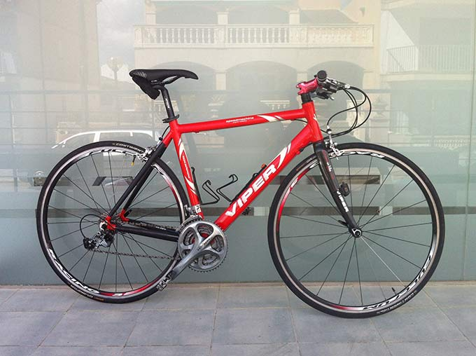 Mallorca on Bike - Viper Speedbike / Fitnessbike mieten