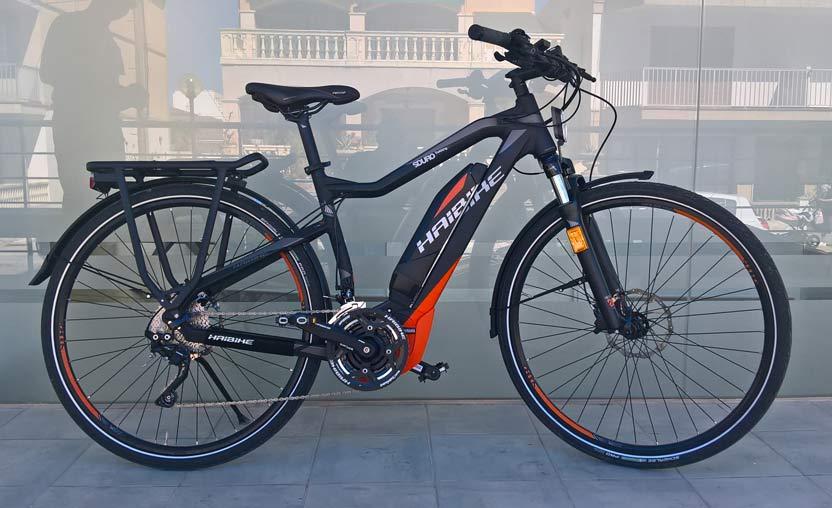 Mallorca on Bike - eBike / Pedelec Haibike günstig mieten
