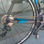 mallorcaonbike: Carbon Rennrad Haibike AFFAIR Race 8.0 22-G Ultegra. Detail: Schaltwerk