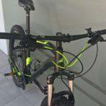 MTB SEET HardSeven Plus 2.0 20-G Deore 17 Haibike - von vorne